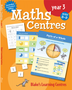 Blake's Learning Centres: AC Maths Year 3
