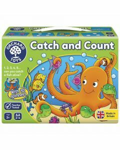 Orchard Toys Catch and Count (Ages 3+)