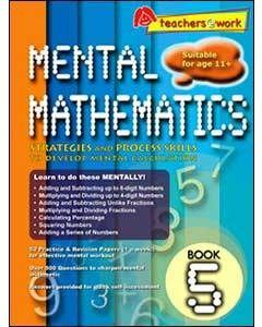 Mental Maths Book 5