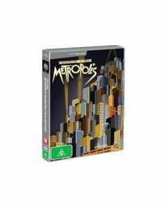 Metropolis (1927/2010) DVD