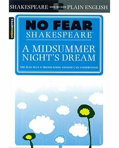 A Midsummer Night's Dream: No Fear Shakespeare