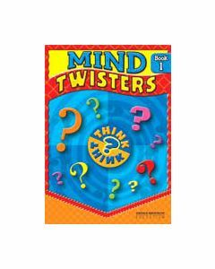 Mind Twisters Book 1 (Ideal for Year 1)