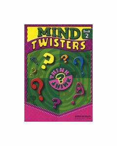 Mind Twisters Book 2 (Ideal for Year 2)