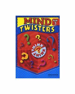 Mind Twisters Book 3 (Ideal for Year 3)