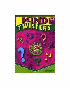 Mind Twisters Book 4 (Ideal for Year 4)