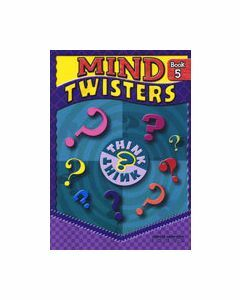 Mind Twisters Book 5 (Ideal for Year 5)
