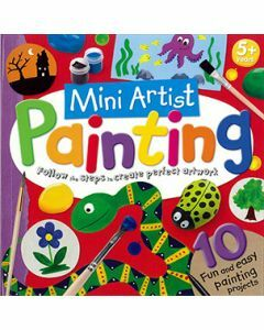Mini Artist Painting (Ages 5+)