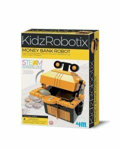 KidzRobotix Money Bank Robot (Ages 8+)