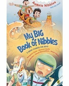My Big Book of Nibbles: 5 Great Stories for Boys