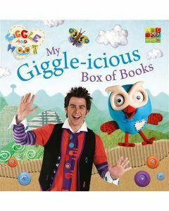 My Giggle-icious Box of Books