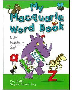 My Macquarie Word Book