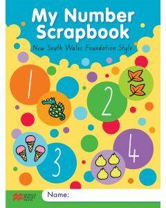 My Number Scrapbook