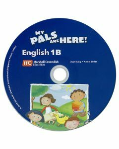 My Pals are Here! English Audio CD 1B (International Edition)