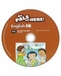 My Pals are Here! English Audio CD 5B (International Edition)