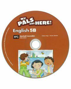 My Pals are Here! English Audio CD 5B (International Edition)