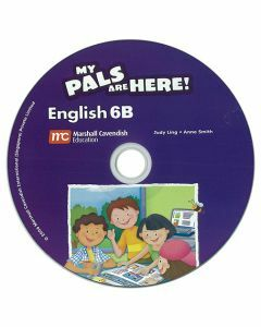 My Pals are Here! English Audio CD 6B (International Edition)