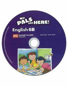 My Pals are Here! English Audio CD 6B (International Edition)