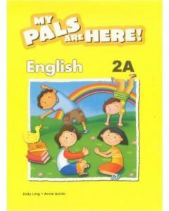 My Pals are Here! English Textbook 2A (International Edition)