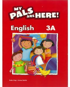 My Pals are Here! English Textbook 3A (International Edition)
