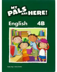 My Pals are Here! English Textbook 4B (International Edition)