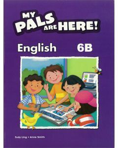 My Pals are Here! English Textbook 6B (International Edition)