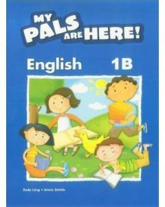 My Pals are Here! English Workbook 1B (International Edition)