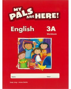 My Pals are Here! English Workbook 3A (International Edition)