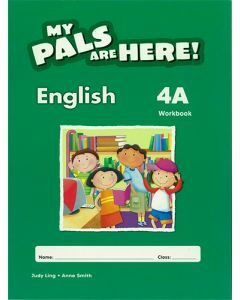 My Pals are Here! English Workbook 4A (International Edition)