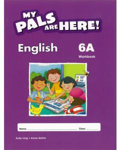 My Pals are Here! English Workbook 6A (International Edition)