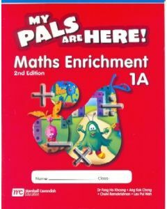 My Pals are Here Maths Enrichment 1A (2E)