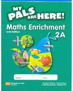 My Pals are Here Maths Enrichment 2A (2E)