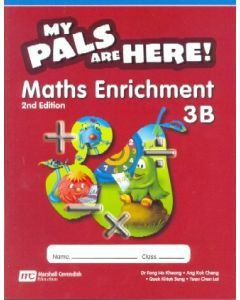 My Pals are Here Maths Enrichment 3B (2E)