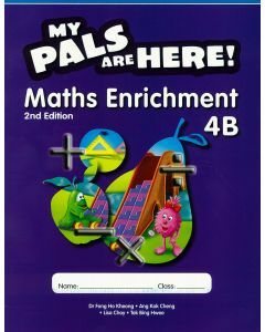 My Pals are Here Maths Enrichment 4B (2E)