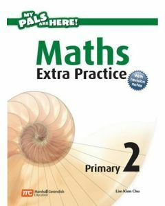 My Pals are Here! Maths Extra Practice 2