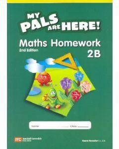 My Pals are Here Maths Homework 2B (2E)