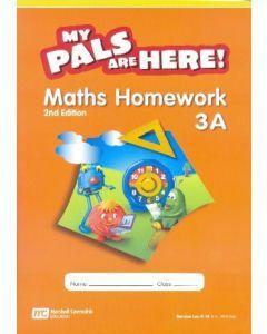 My Pals are Here Maths Homework 3A (2E)