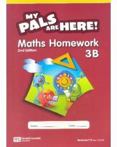 My Pals are Here Maths Homework 3B (2E)