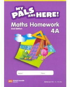 My Pals are Here Maths Homework 4A (2E)