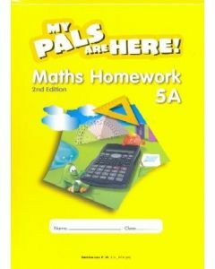 My Pals are Here Maths Homework  5A (2E)