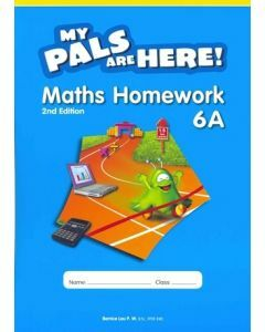 My Pals are Here Maths Homework  6A (2E)