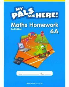 My Pals are Here Maths Homework  6A (2E)
