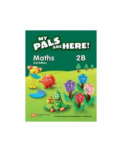 My Pals Are Here Maths Pupils Book 2B (2E)