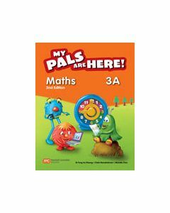 My Pals Are Here Maths Pupils Book 3A (2E)