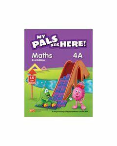 My Pals Are Here Maths Pupils Book 4A (2E)