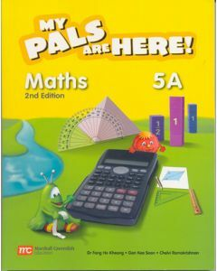 My Pals Are Here Maths Pupils Book 5A (2E)