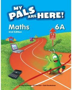 My Pals Are Here Maths Pupils Book 6A (2E)