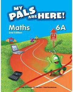 My Pals Are Here Maths Pupils Book 6A (2E)