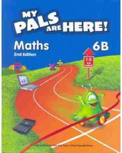My Pals Are Here Maths Pupils Book 6B (2E)