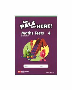 My Pals are Here Maths Tests 4 (2nd Edition)