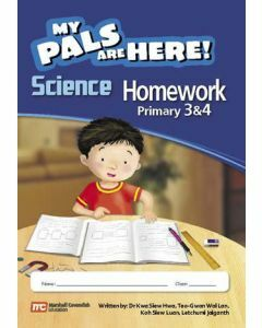 My Pals are Here Science Homework Primary 3 and 4